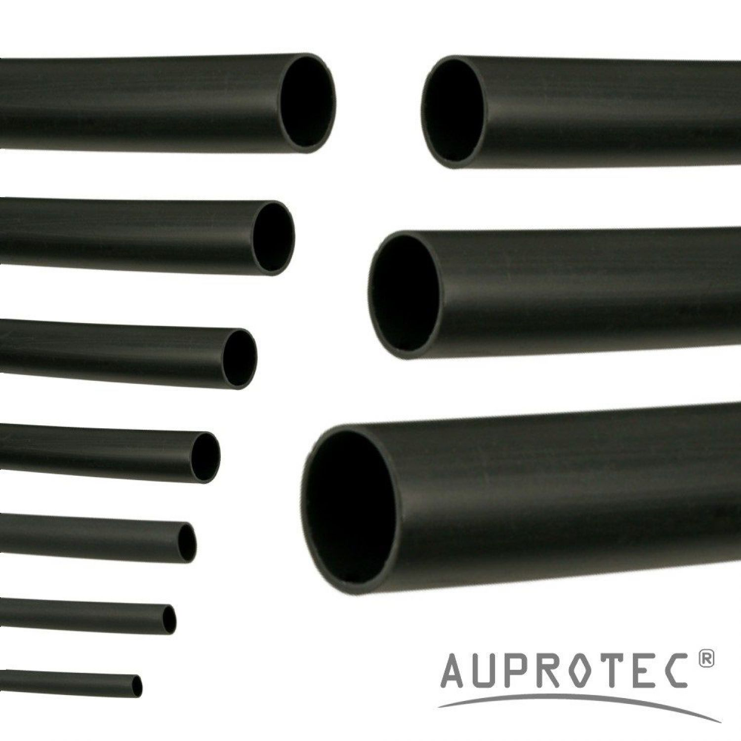 Auprotec Insulation Sleeve Electrical Pvc Wire Loom Cable Protection Electric Pipe Buy Wiring Conduit Tube 5 50m