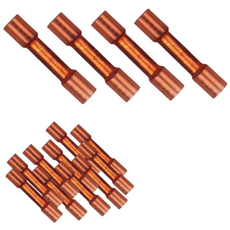 schrumpfverbinder 0 5 mm bis 1 5 mm sto verbinder mit schrumpfschlauch rot ebay. Black Bedroom Furniture Sets. Home Design Ideas