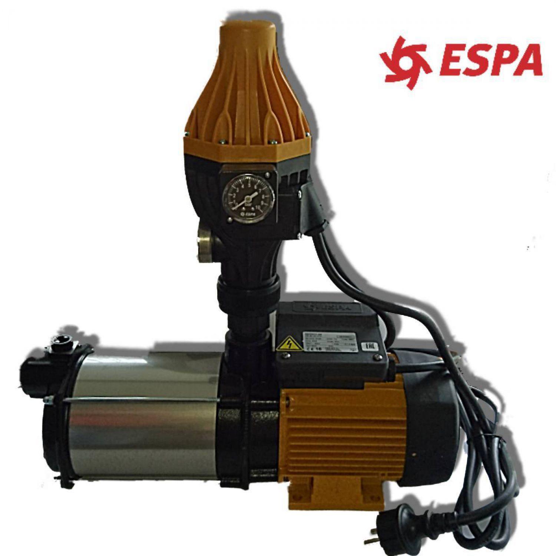 ESPA ASPRI 15-5 230V GG Hauswasserwerk Guss AM2E m. Pressdrive ...