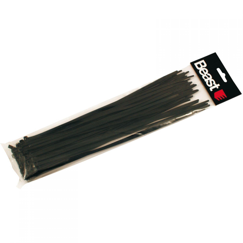 Kabelbinder 30 Teile 500x5,2mm scxhwarz Rasterband Rasterbänder ...
