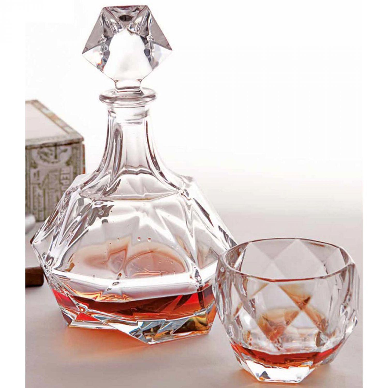 whisky karaffe bohemia bleikristall 24 pbo kristall serie havana neu ovp ebay. Black Bedroom Furniture Sets. Home Design Ideas