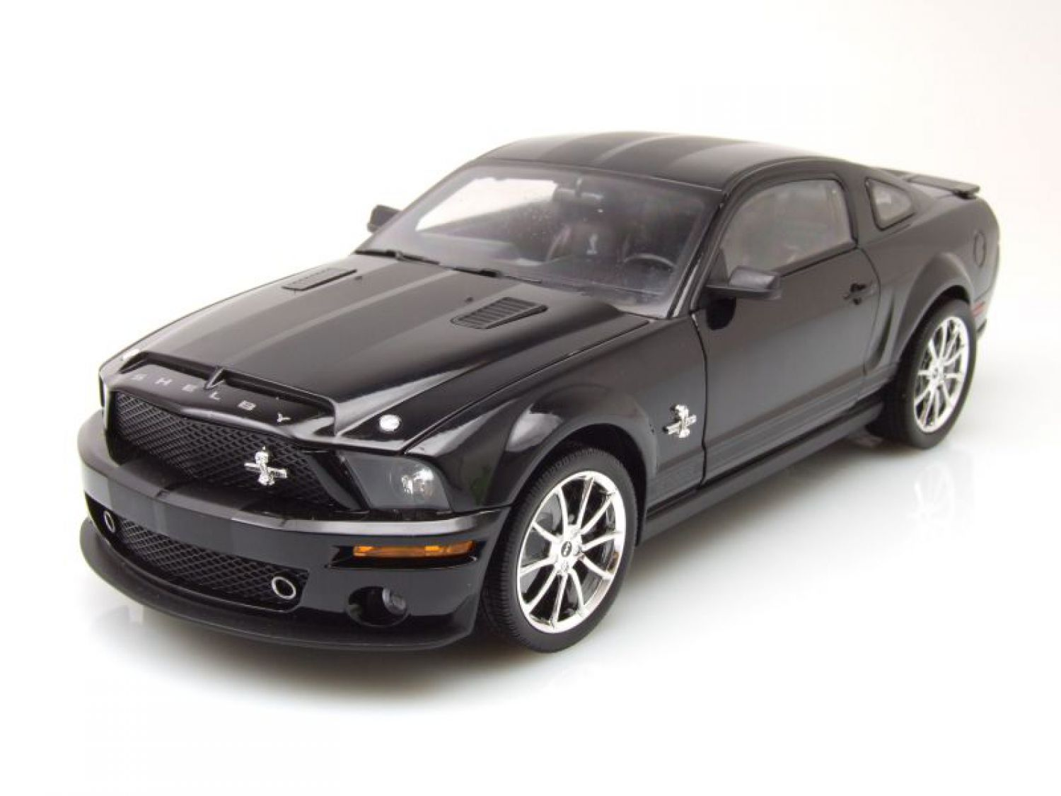 ford shelby mustang gt 500kr 2008 schwarz knight rider. Black Bedroom Furniture Sets. Home Design Ideas