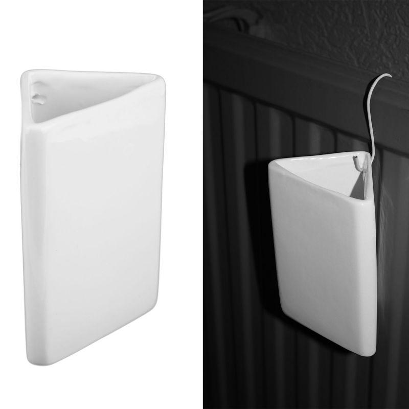 5 luftbefeuchter verdampfer heizk rper verdunster wasserverdunster heizung wei ebay. Black Bedroom Furniture Sets. Home Design Ideas