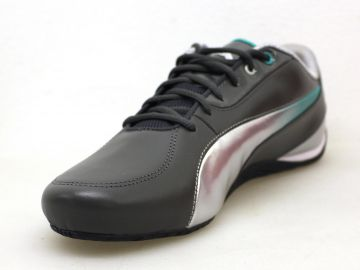 Details over Puma Drift Cat 5 MAMGP 3304671 02 Herrenschuhe Mercedes AMG Leder Schuhe