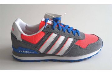 official photos 64917 5e5f8 NEW! Adidas 10 K W F98274 ladies shoes sneaker shoes casual shoes grey  leather TOP