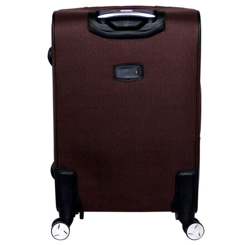 luxus reisekoffer stoff reise trolley rot l handgep ck. Black Bedroom Furniture Sets. Home Design Ideas