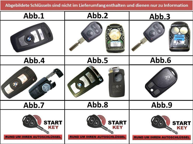 bmw schlÜssel funkschlÜssel batterie varta f30 f31 f32 f20 f21 f22