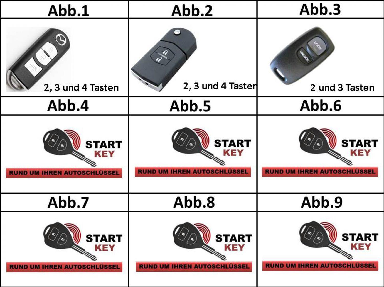 details zu mazda schlÜssel funkschlÜssel batterie 2 3 4 5 6 cx-3 cx-5 cx-7  cx-9 mx5 cx7