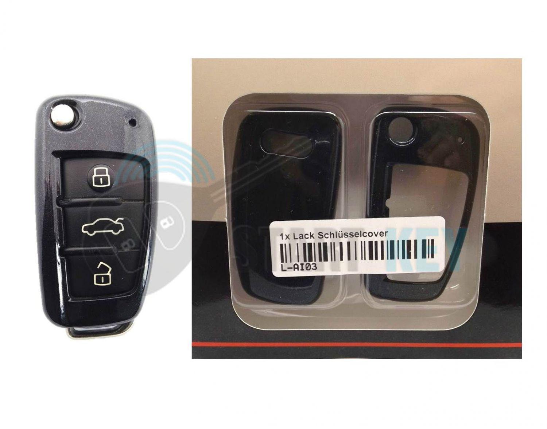 Funda clave be negro//blanco de silicona protección llaves del coche cover control remoto