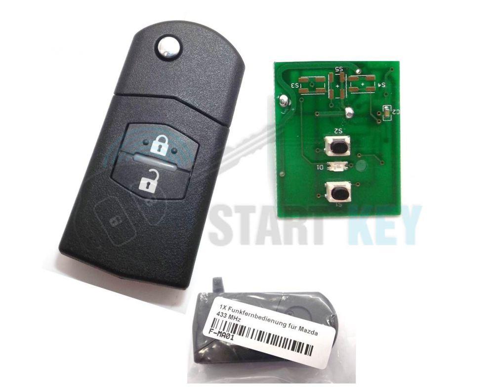Mazda 6 Schlüssel