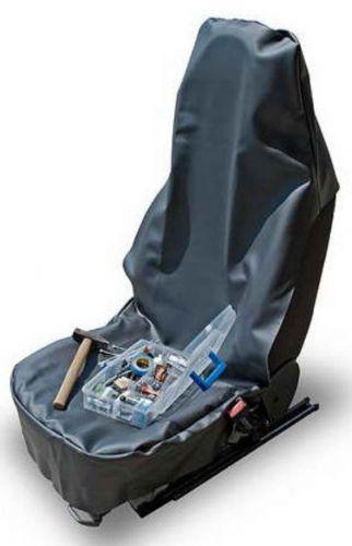 sitzbezug kfz sitzschoner schonbezug schutzbezug autositz werkstatt kunstleder ebay. Black Bedroom Furniture Sets. Home Design Ideas