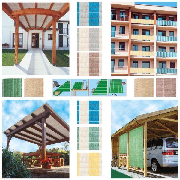 balkon sichtschutz windschutz sonnenschutz vorhang. Black Bedroom Furniture Sets. Home Design Ideas