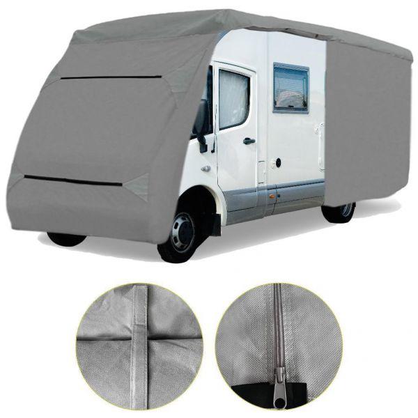 wohnmobil schutzh lle caravan abdeckung plane schutzhaube. Black Bedroom Furniture Sets. Home Design Ideas