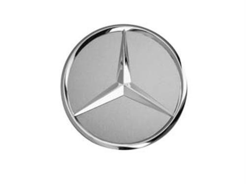 Mercedes benz hub caps hup cap w204 s204 c204 c klasse amg for Silver star mercedes benz parts