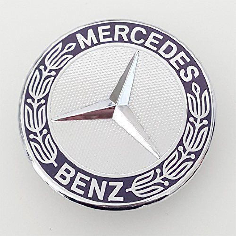 mercedes benz stern ersatz emblem platte w203 s203 c. Black Bedroom Furniture Sets. Home Design Ideas