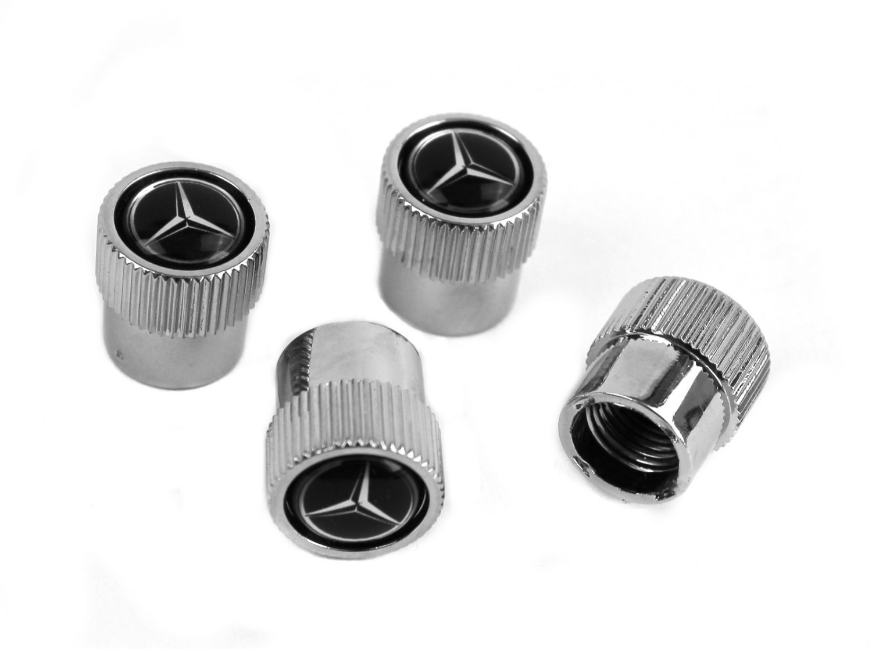 Mercedes benz valve caps c class c class w204 w205 coupe for Mercedes benz valve stem caps