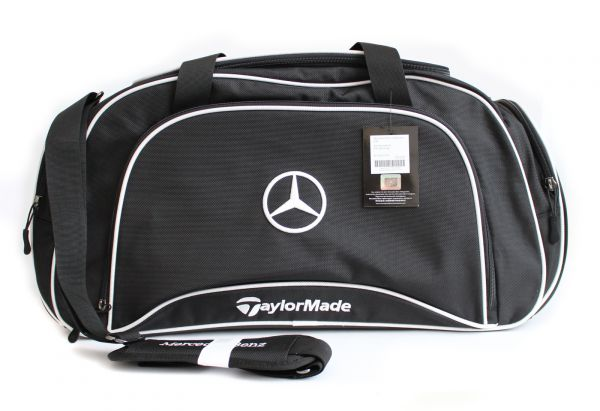 mercedes benz sporttasche golf schwarz tasche by. Black Bedroom Furniture Sets. Home Design Ideas