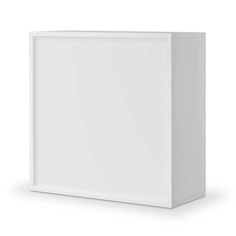 4er cube regal wei regalw rfel kubus click system ebay. Black Bedroom Furniture Sets. Home Design Ideas