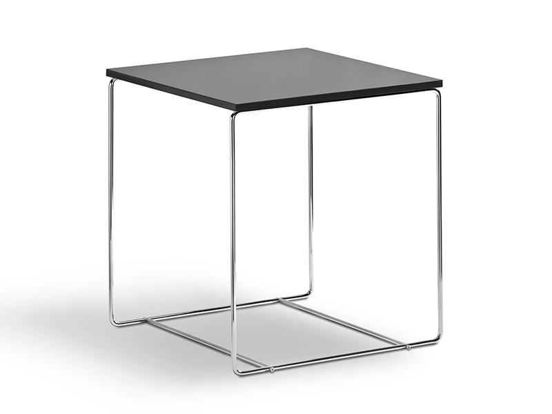 Beistelltisch schwarz hochglanz couchtisch tisch for Couchtisch 40x40