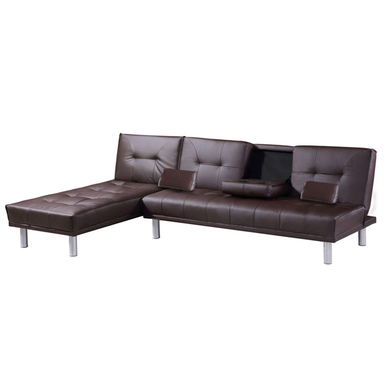 newyork schlafsofa braun ecksofa lounge sofa ledersofa. Black Bedroom Furniture Sets. Home Design Ideas