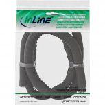 Inline® Kabelkanal Selbstverschließ Geflechtschlauch Mit Polyestergewebemantel