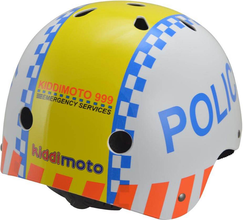 Fahrradhelm für Kinder Bobby Police Man