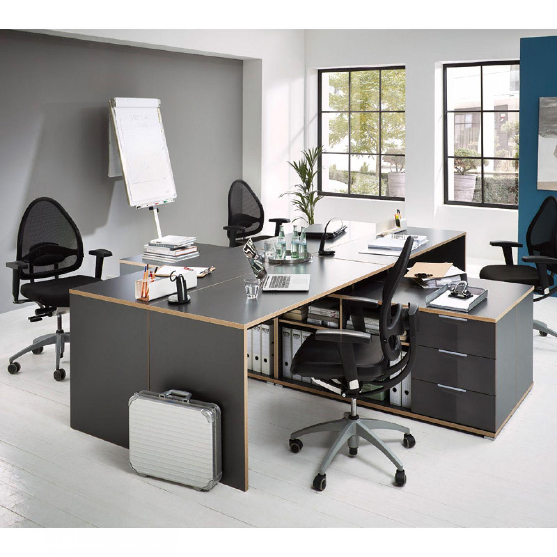 Atemberaubend Komplett Büromöbel Zeitgenössisch - Die Designideen ...