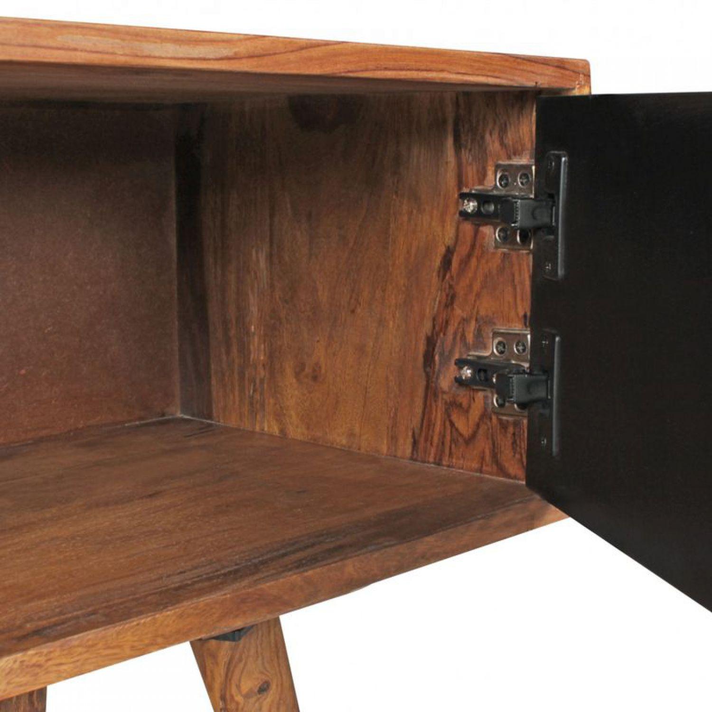 Wunderbar Hifi Regal Holz Dekoration Von Tv Lowboard Repa 140 X 45 X