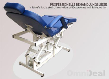 behandlungsliege liege behandlungsstuhl massageliege. Black Bedroom Furniture Sets. Home Design Ideas