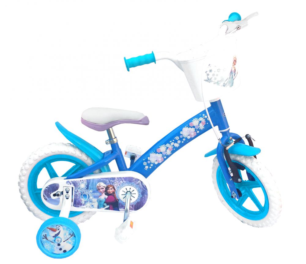 kinderfahrrad disney frozen die eisk nigin 12 zoll kinder. Black Bedroom Furniture Sets. Home Design Ideas