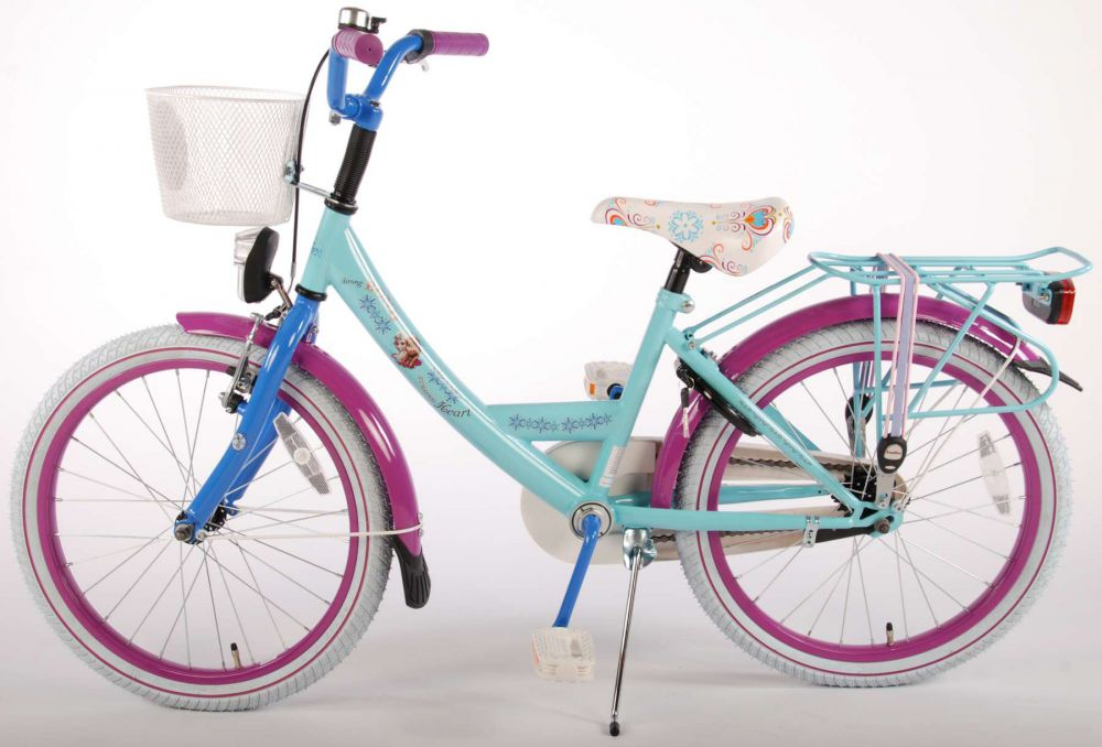 kinder fahrrad disney frozen eisk nigin 20 zoll mit. Black Bedroom Furniture Sets. Home Design Ideas