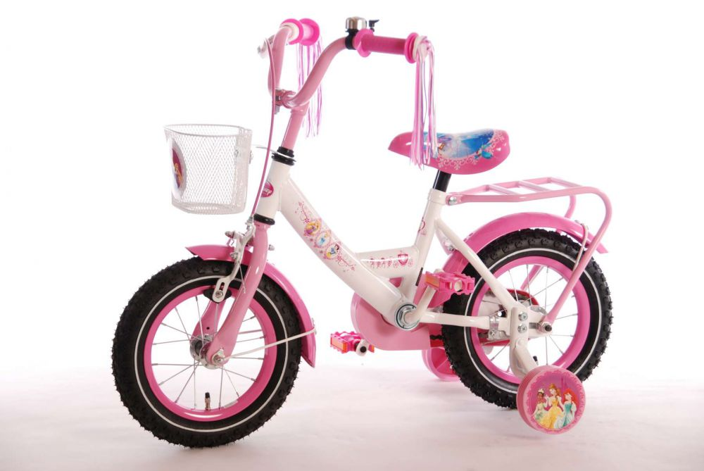 kinderfahrrad disney princess 12 zoll kinder fahrrad. Black Bedroom Furniture Sets. Home Design Ideas
