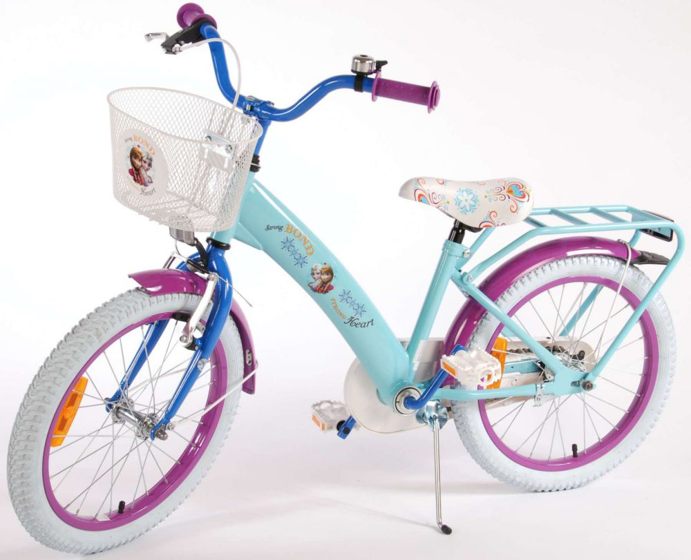 kinderfahrrad disney frozen die eisk nigin 18 zoll fahrrad. Black Bedroom Furniture Sets. Home Design Ideas