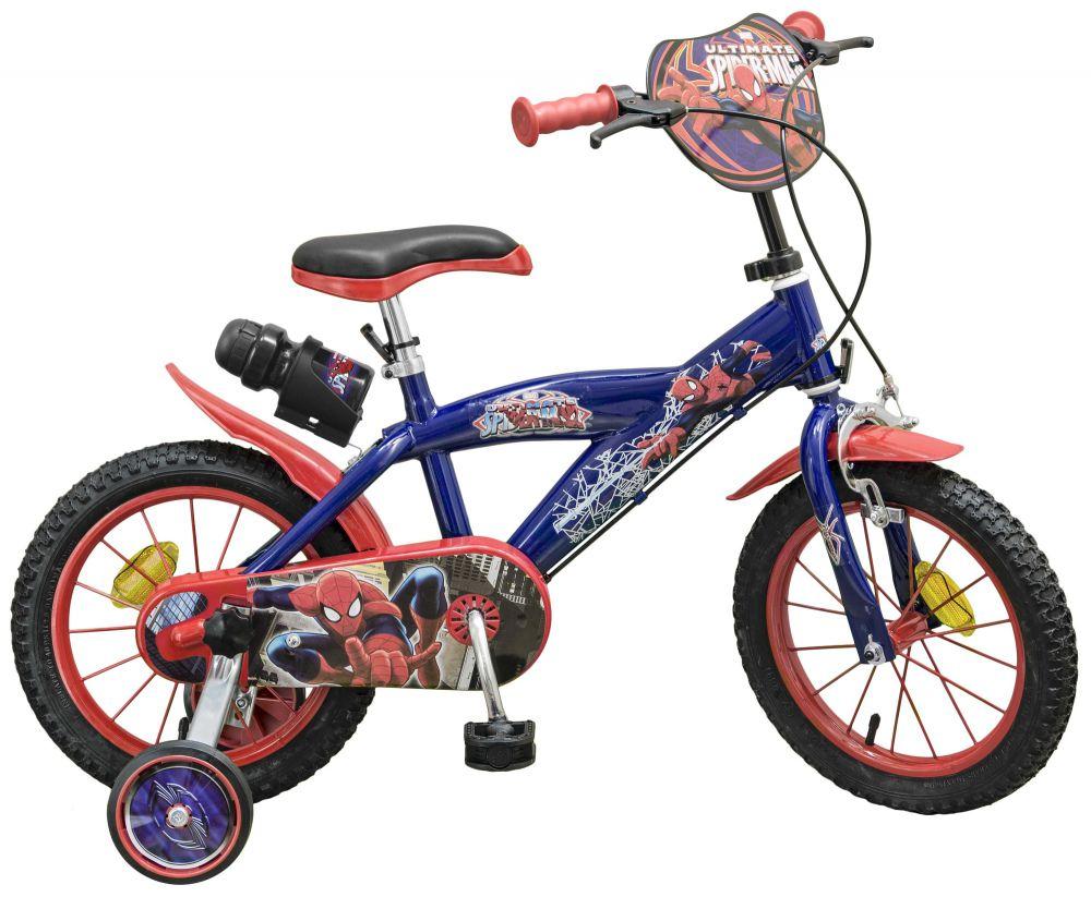 Kinderfahrrad Ultimate Spider-Man 16 Zoll Kinder Fahrrad Spiderman Rad Kinderrad