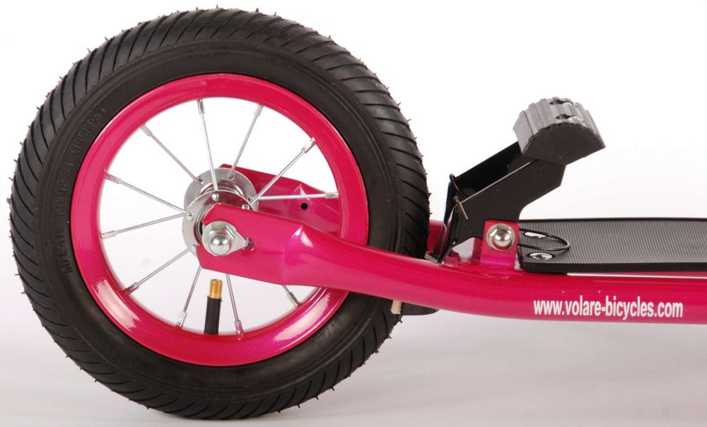 roller volare 10 zoll pink kinder m dchen scooter. Black Bedroom Furniture Sets. Home Design Ideas