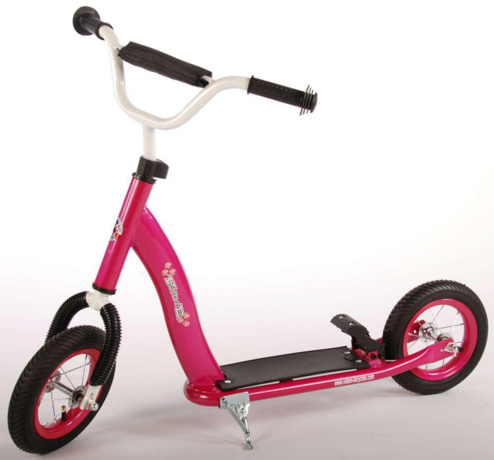 roller volare 10 zoll pink kinder m dchen scooter. Black Bedroom Furniture Sets. Home Design Ideas