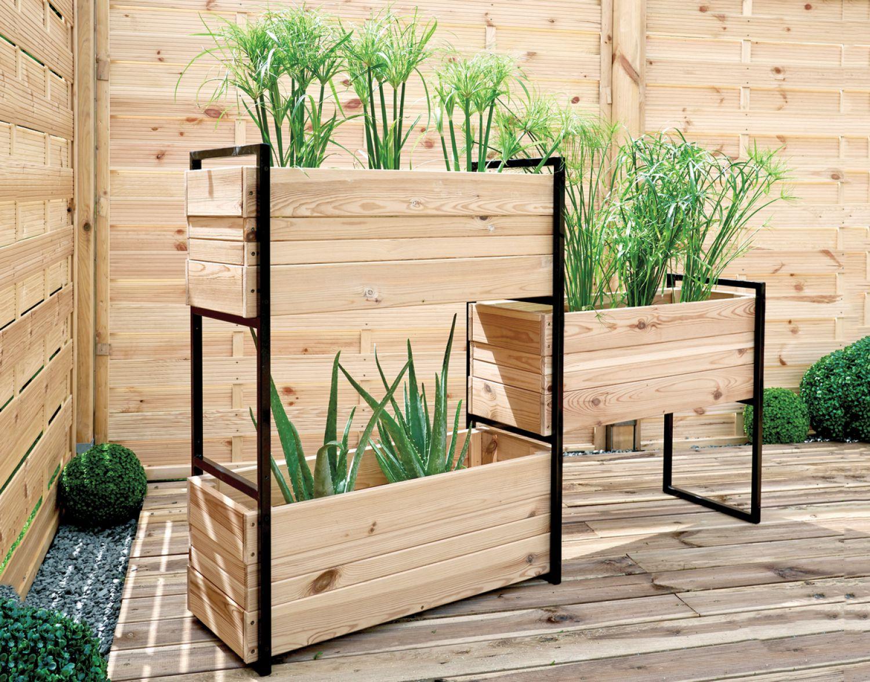 hochbeet blakea raumteiler pflanzkasten blumenkasten. Black Bedroom Furniture Sets. Home Design Ideas