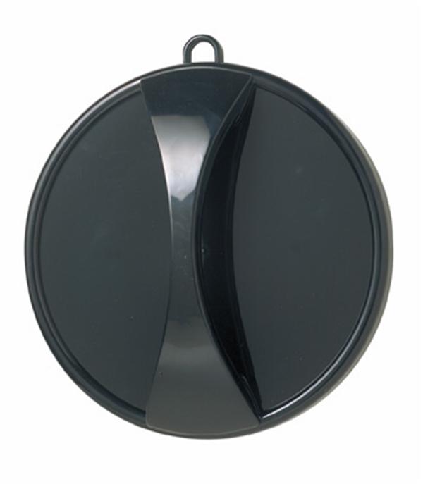 Comair kabinett spiegel executive schwarz rund 29cm friseur handspiegel zubeh r ebay - Spiegel rund schwarz ...