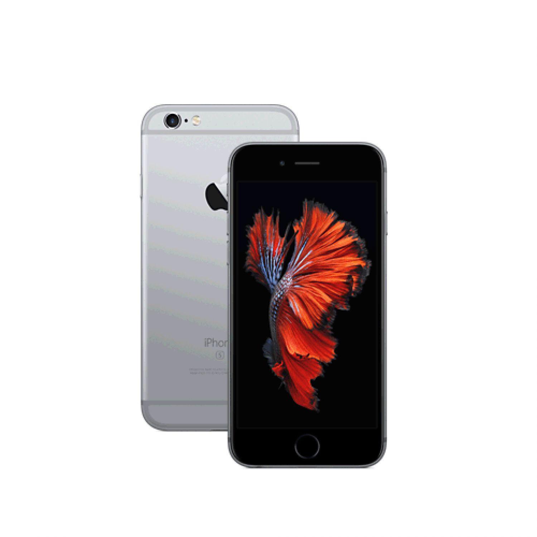 apple iphone 6 16gb spacegrau sim lock frei ohne vertrag. Black Bedroom Furniture Sets. Home Design Ideas