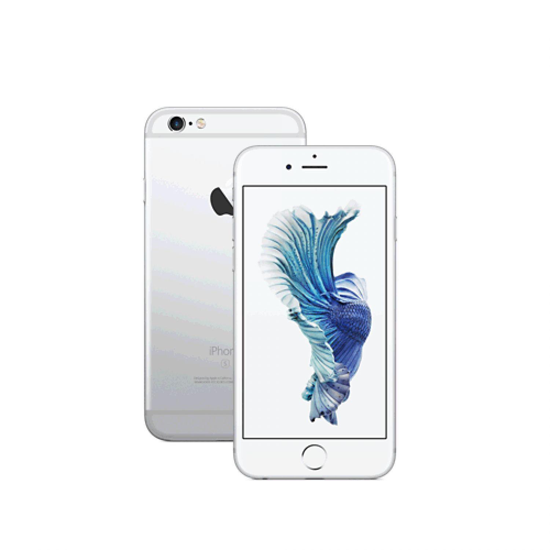 apple iphone 6 64gb silber wei sim lock frei ohne vertrag. Black Bedroom Furniture Sets. Home Design Ideas