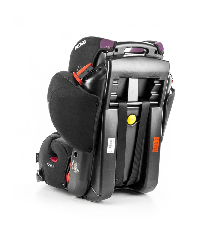 recaro baby toddler child car seat young sport hero violet. Black Bedroom Furniture Sets. Home Design Ideas