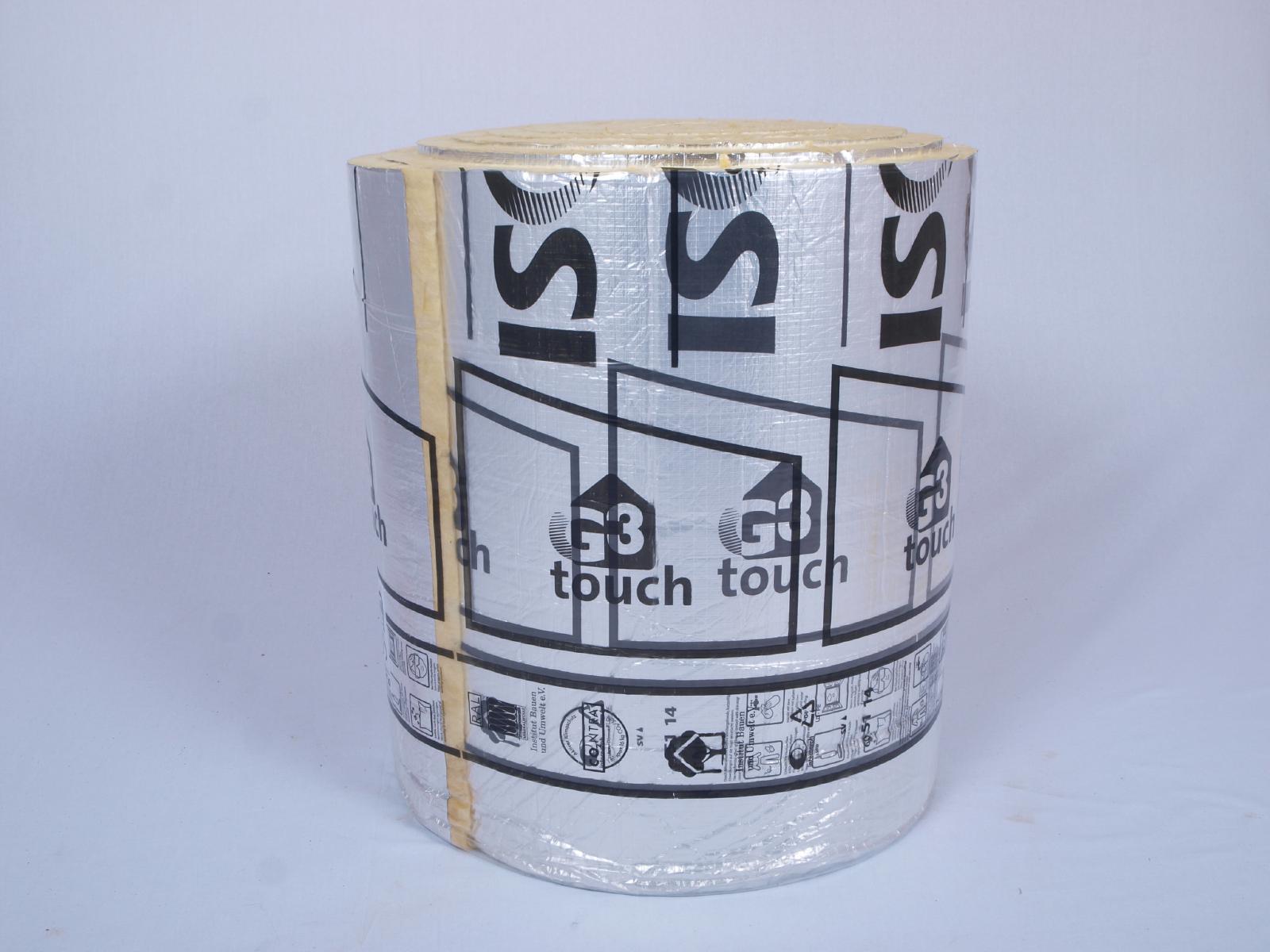 isover lamellenmatte ml3 40 mm alukaschiert 3 6 m halbes p euro pro m ebay. Black Bedroom Furniture Sets. Home Design Ideas