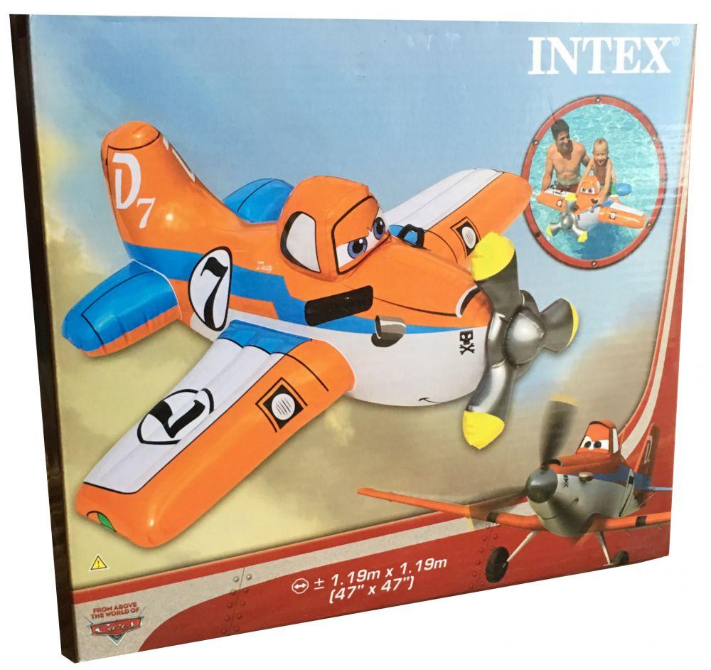 Intex 0774026 wasserspielzeug planes aufblasbar flugzeug for Badepool aufblasbar