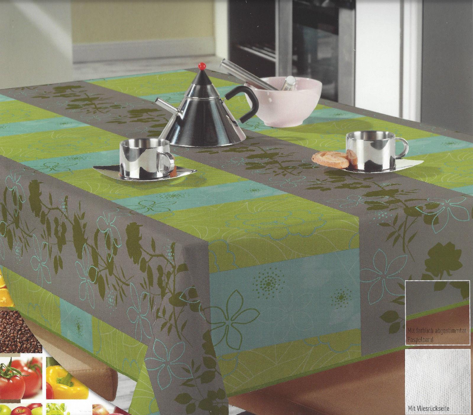 wachstuch tischdecke abwischbar 12 farbmuster rund 140x140. Black Bedroom Furniture Sets. Home Design Ideas
