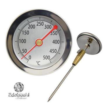 500 c thermometer ofenthermometer backofenthermometer ebay. Black Bedroom Furniture Sets. Home Design Ideas