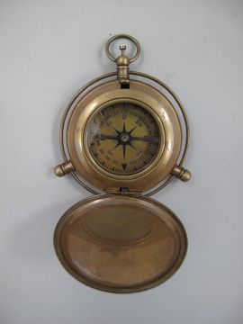 g1087 gr nderzeit sprungdeckel kompass mit klappdeckel. Black Bedroom Furniture Sets. Home Design Ideas