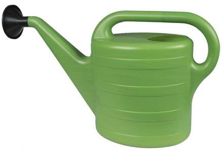 arrosoir avec douille carafe pot d 39 injection plastique 5 liter 10 vert neuf ebay. Black Bedroom Furniture Sets. Home Design Ideas