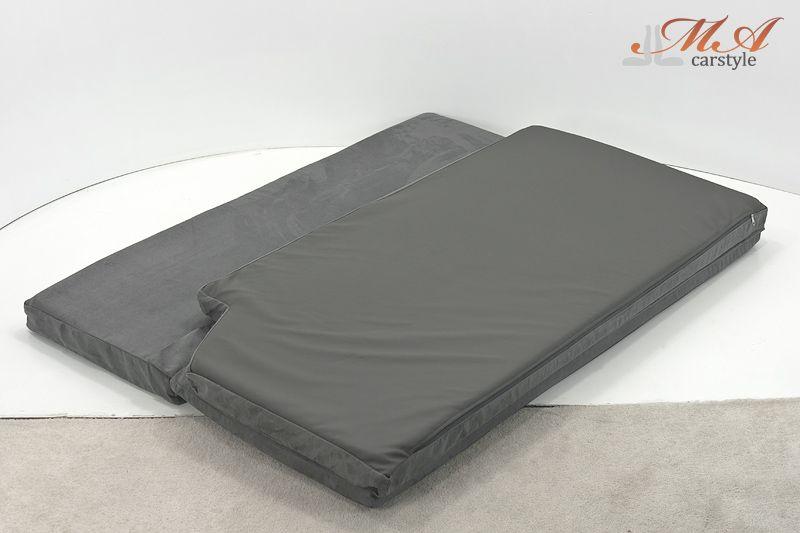 matratze schlafmatratze 3 teilig vw t4 multivan grau. Black Bedroom Furniture Sets. Home Design Ideas