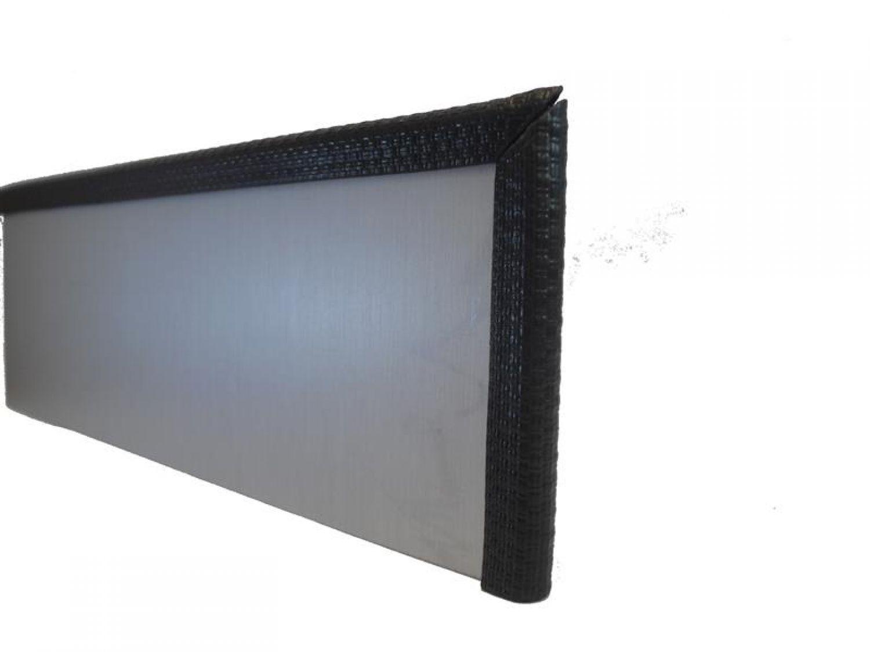 kantenschutzprofil schwarz f r 1 2 mm kantenschutz pvc metalleinlage flexibel ebay. Black Bedroom Furniture Sets. Home Design Ideas