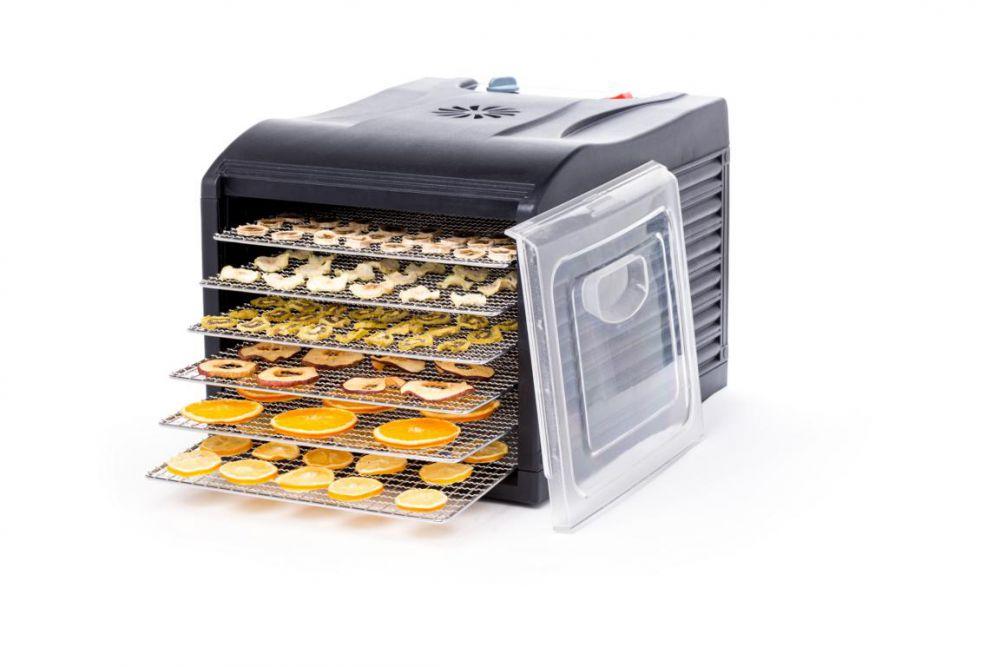 Dörrautomat schubladen dörrer obst gemüse trockner chipsmaker ebay
